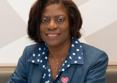 Vicki Chancellor, She Owns 7 McDonald's Restaurants in Atlanta and She Just Made Business History